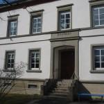 Eingang der Franz-Sales-Wocheler-Schule